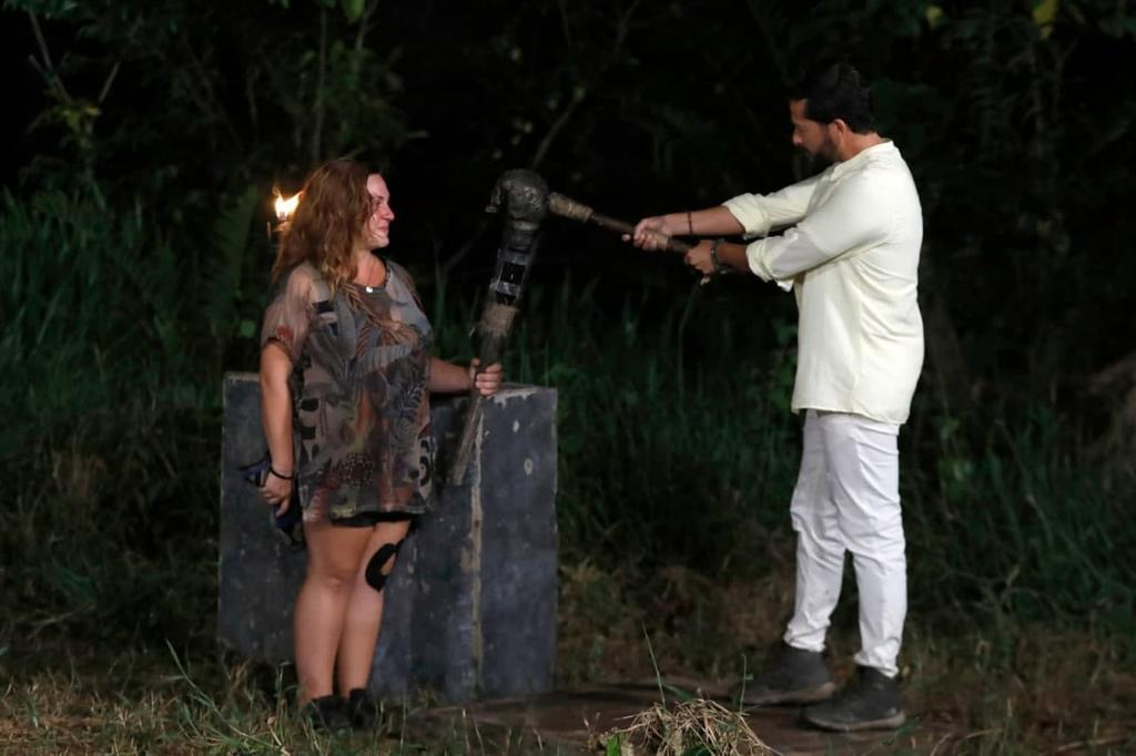 Denisha sale de Survivor