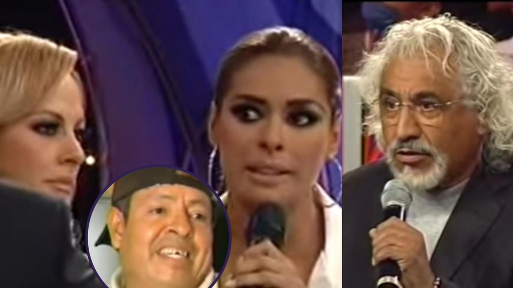 Cuando Rafael Inclán defendió a Sammy Pérez de Galilea Montijo y Roxana Castellanos