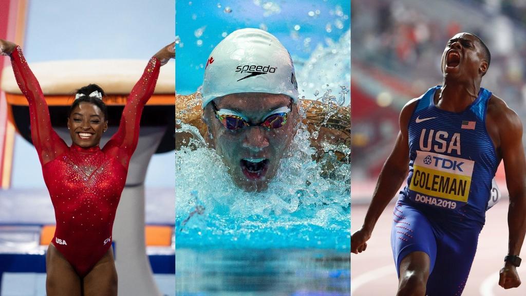 Estos son los récords que aguardan a los Juegos Olímpicos de Tokio 2020