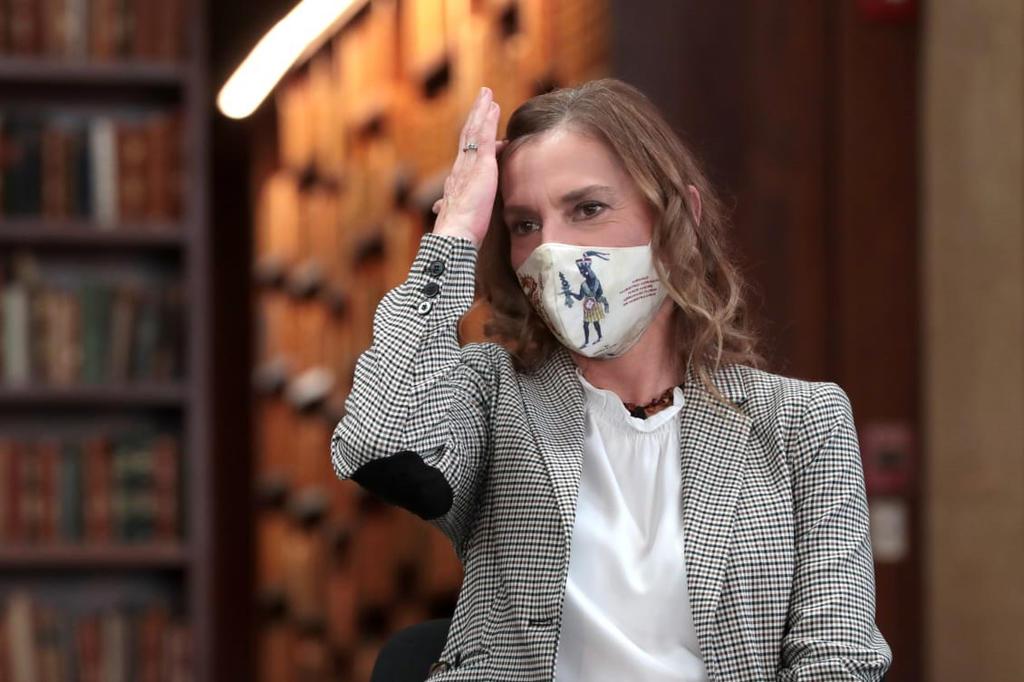'Me repugna el espionaje, pero estamos acostumbrados', dice Beatriz Gutiérrez Müller