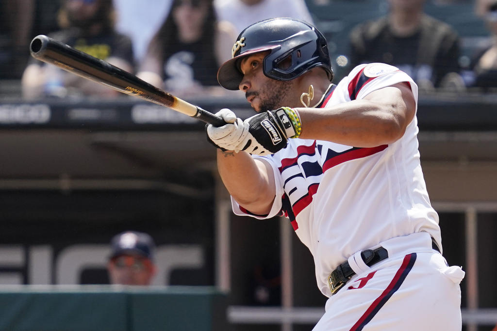 José Abreu sigue poniendo récords con su bat