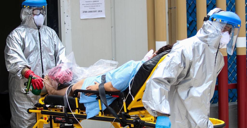 Aumentan de un día a otro en más de 40% los pacientes hospitalizados por COVID en Durango
