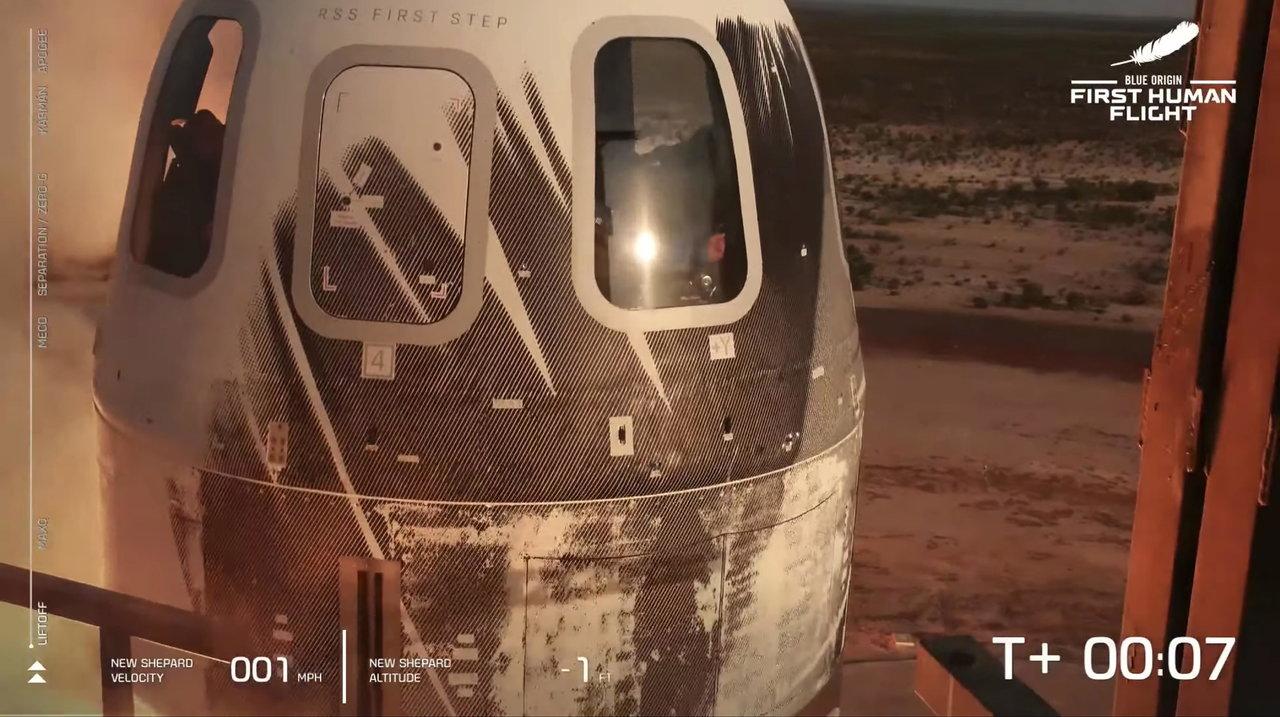 ¿Cuáles son los costos de viajar al espacio como Jeff Bezos?