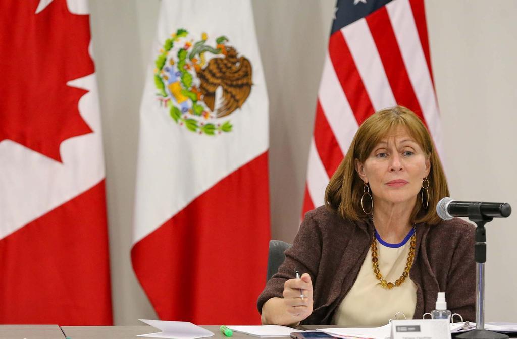 Tatiana Clouthier visitará Estados Unidos para evaluar avances del T-MEC