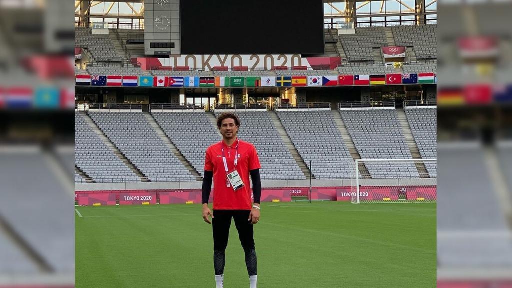 Quiero ser medallista en los Juegos Olímpicos de Tokio 2020: Guillermo Ochoa
