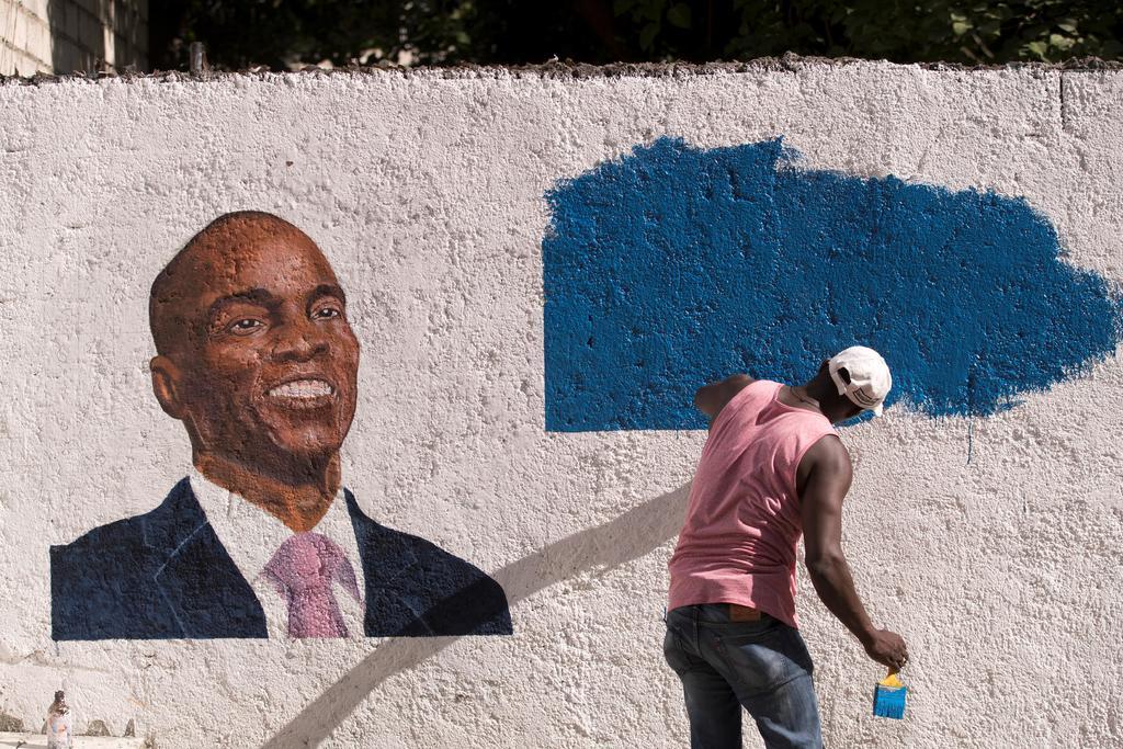 Arrestan a dos policías y un civil por el magnicidio de Jovenel Moise en Haití