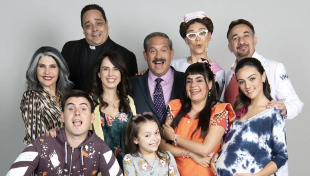 ¿Quién interpreta a quién en la nueva versión del 'Dr. Cándido Pérez'?