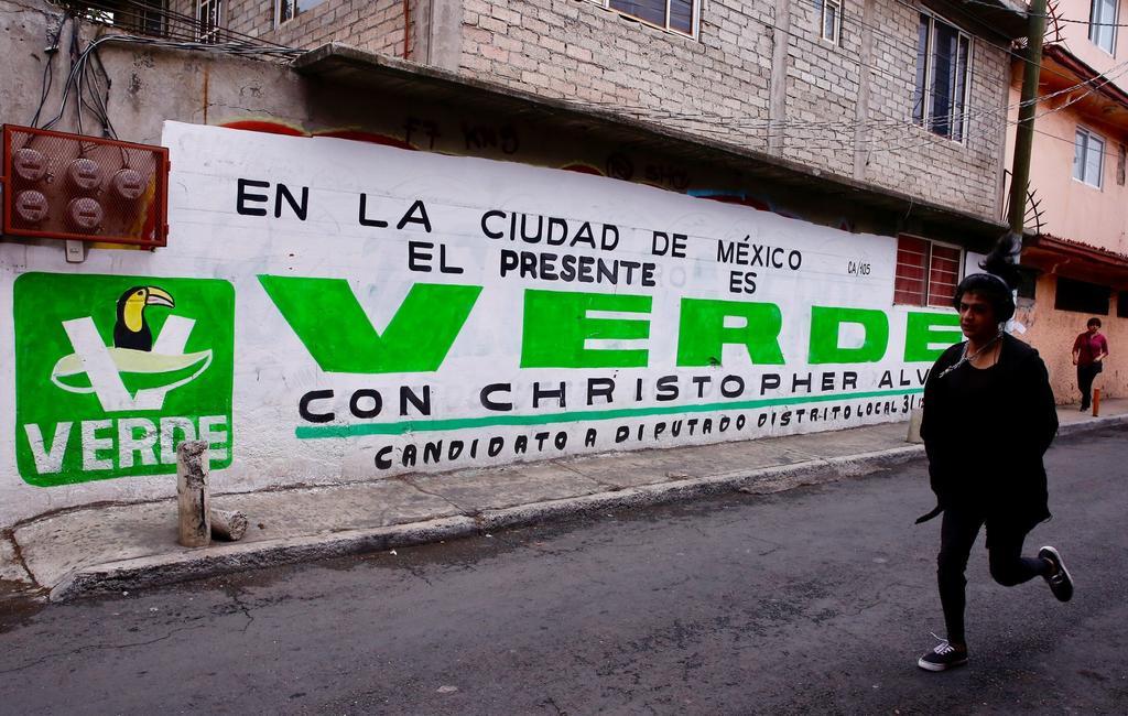 Ciudadanos piden al INE retirar registro al Partido Verde