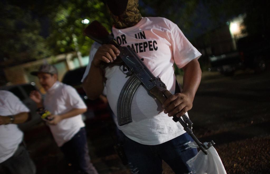 El CJNG ataca de nuevo a Tepalcatepec, Michoacán
