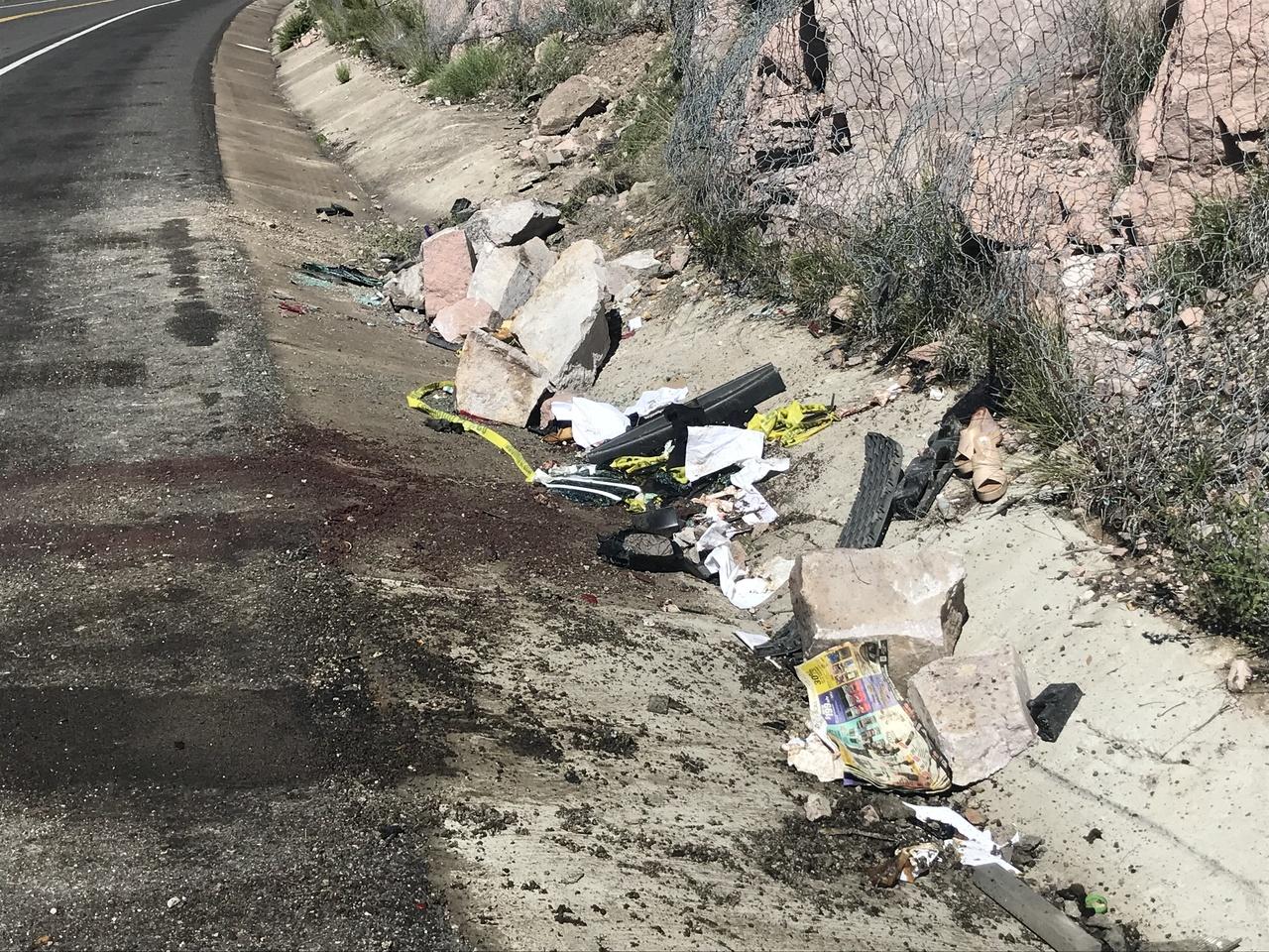 Sinaloense pierde la vida en la 'Súper' Durango-Mazatlán