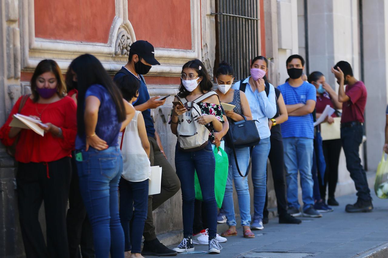 Piden acelerar la vacunación Covid en Durango