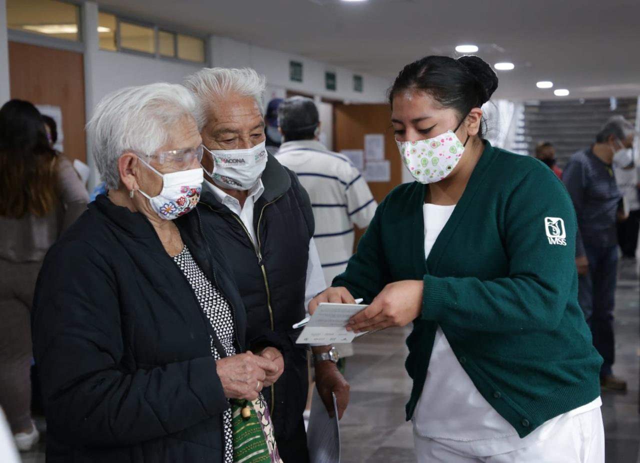 Reciben atención médica en el IMSS, 6 de cada 10