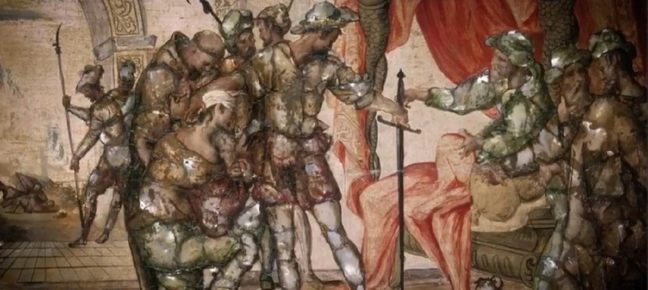 'Símbolo y reino' en el Museo Nacional de Arte