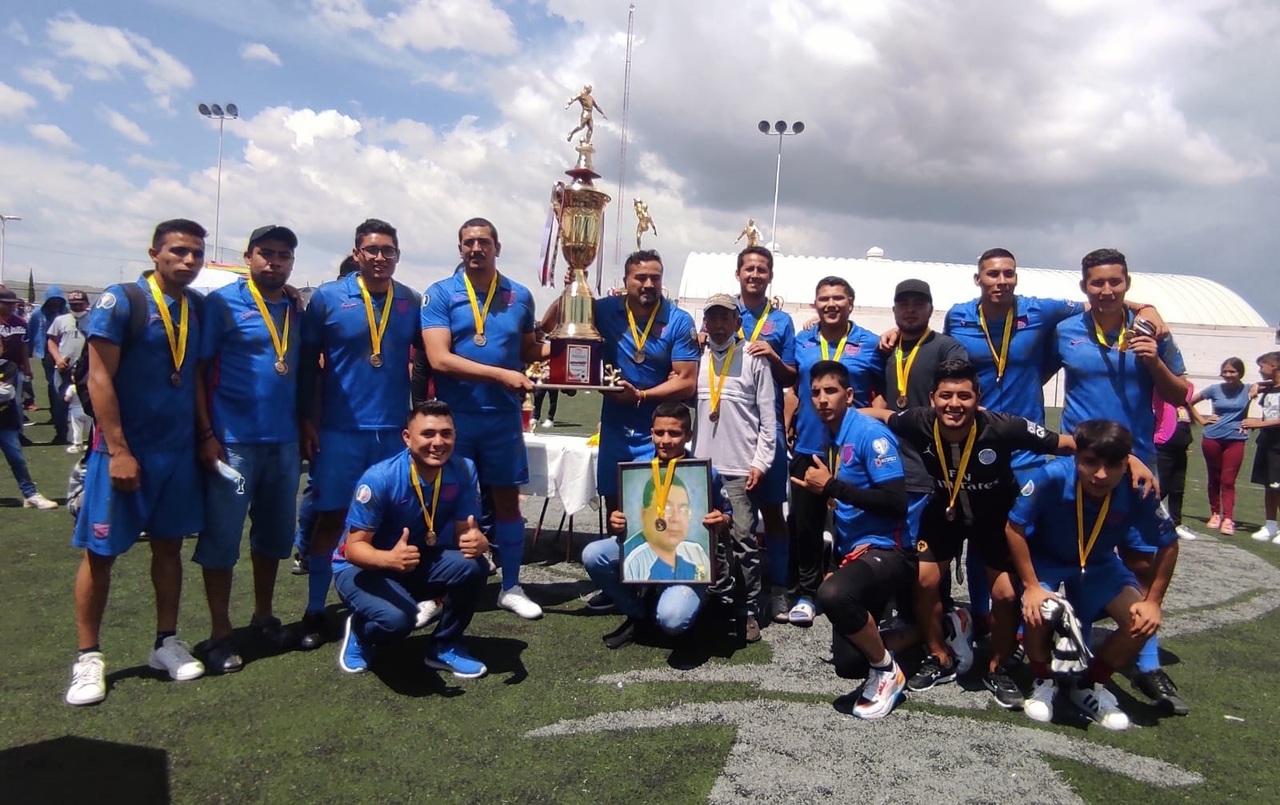 Deportivo Pacheco se corona en la Primera de la Municipal