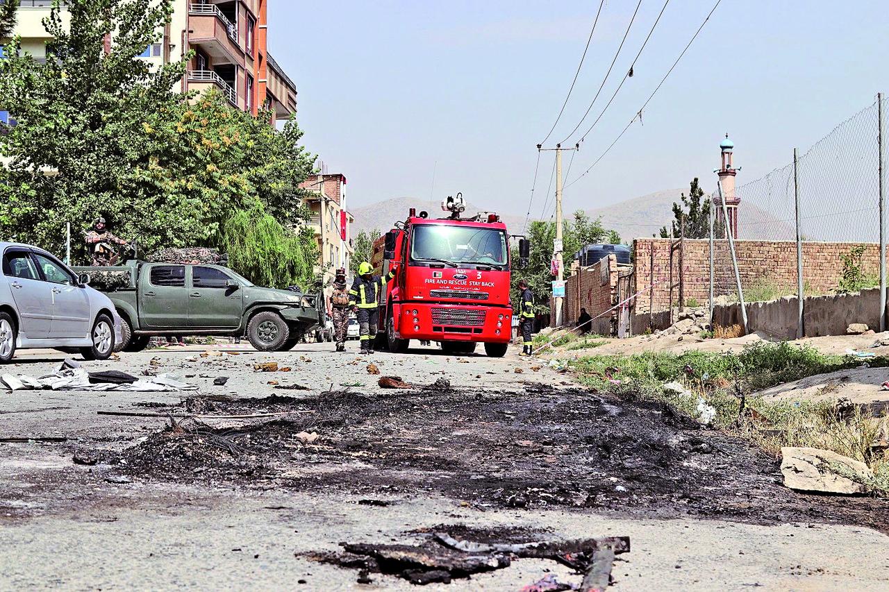 Afganistán prepara plan contra talibanes