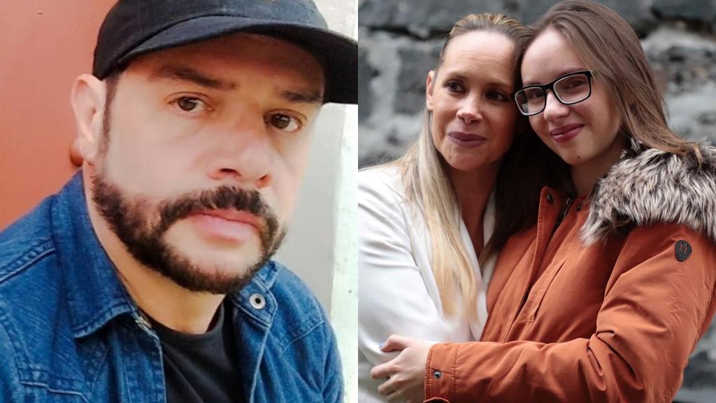 Héctor Parra pide a su hija 'acabar con la farsa' por supuesto abuso