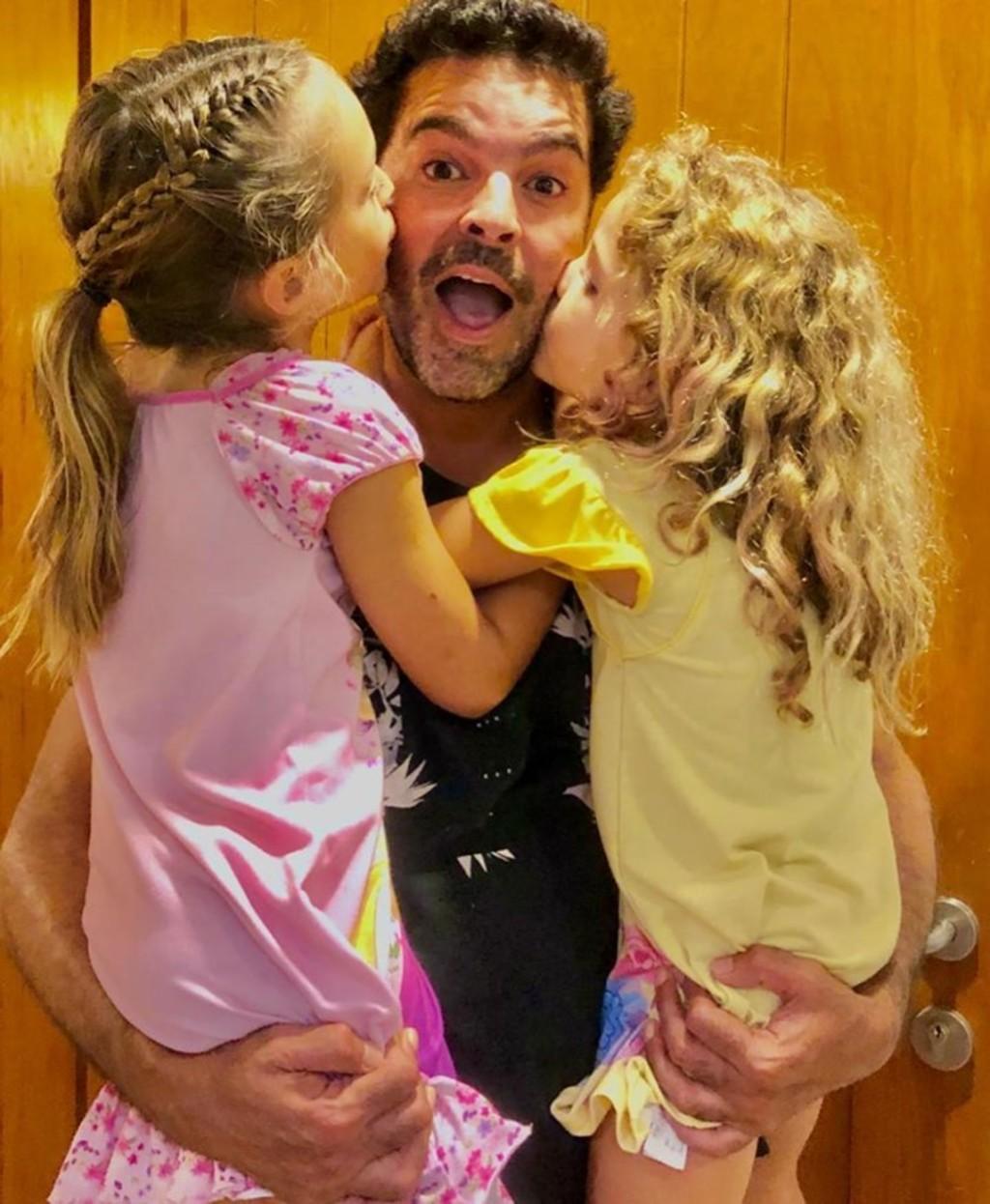 Pablo Montero no se detendrá hasta ver a sus hijas
