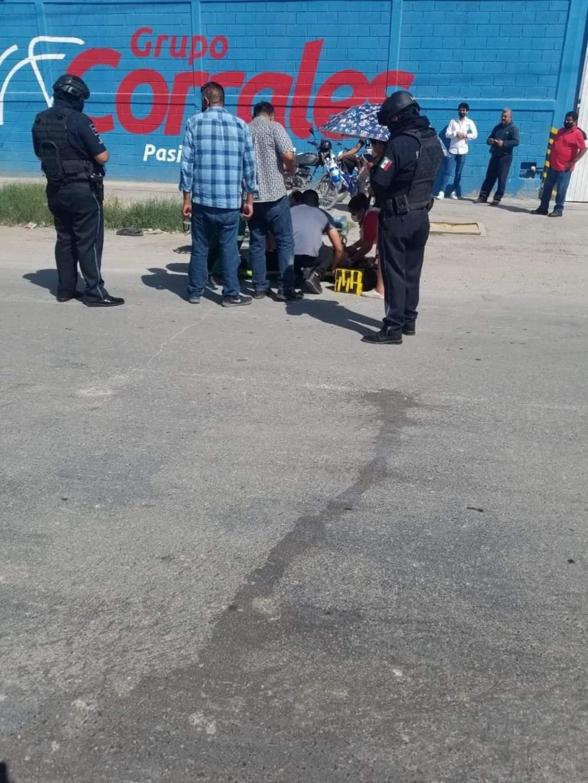 Grave, hombre arrollado en el Parque Industrial de Gómez Palacio