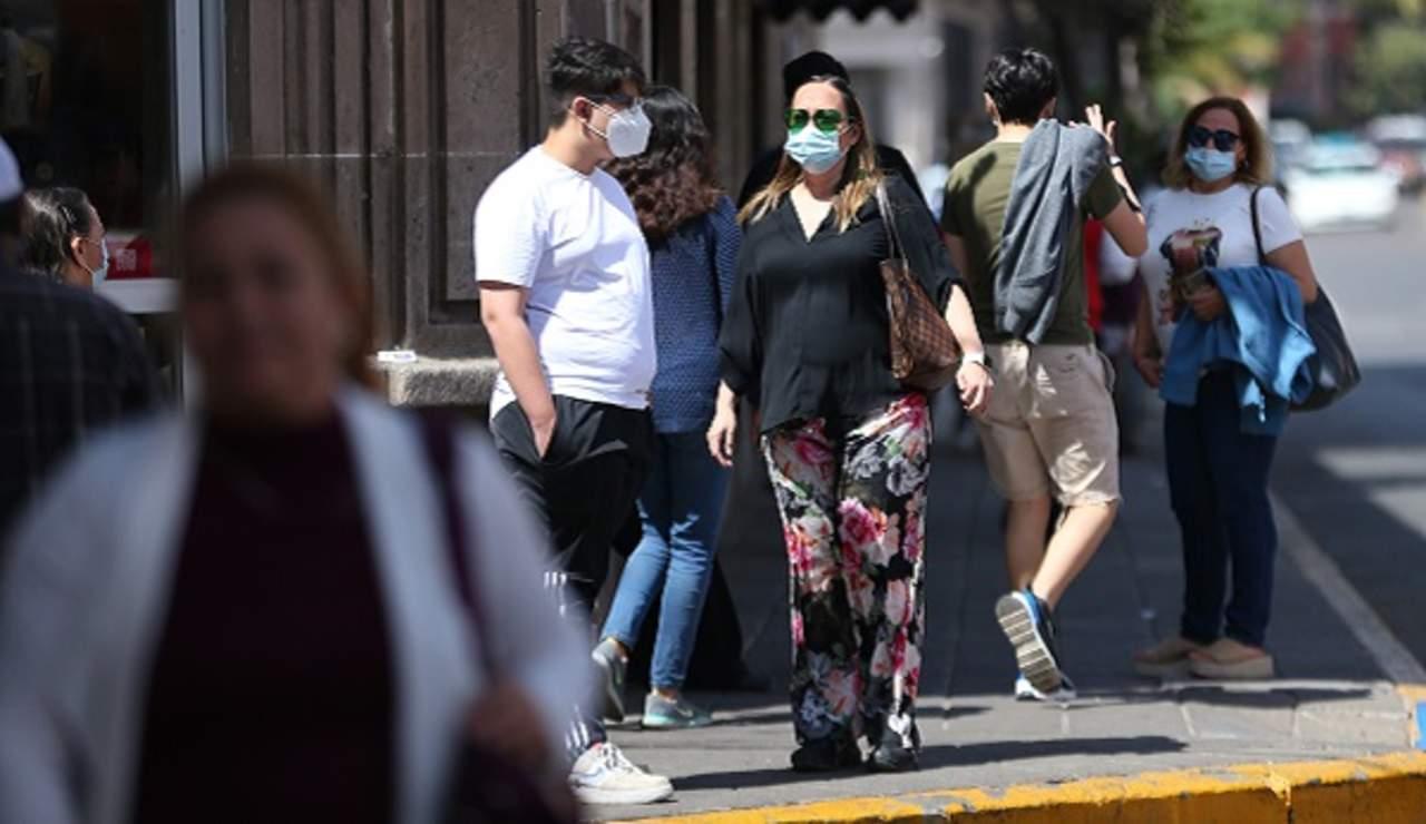 Durango registra 110 nuevos casos de Covid este miércoles