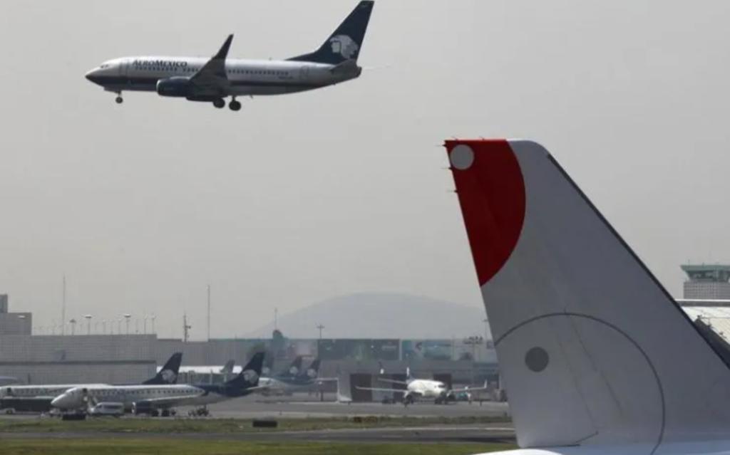 Falla en comunicaciones entre radares afecta vuelos desde EUA y México