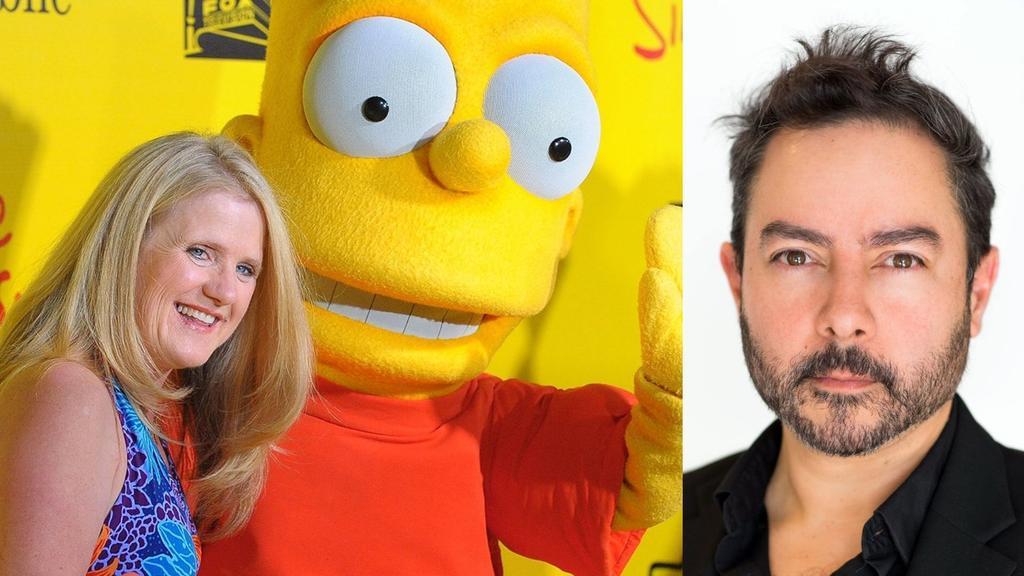 Proyecto une a voz de 'Bart Simpson' con el mexicano Jaime Aymerich