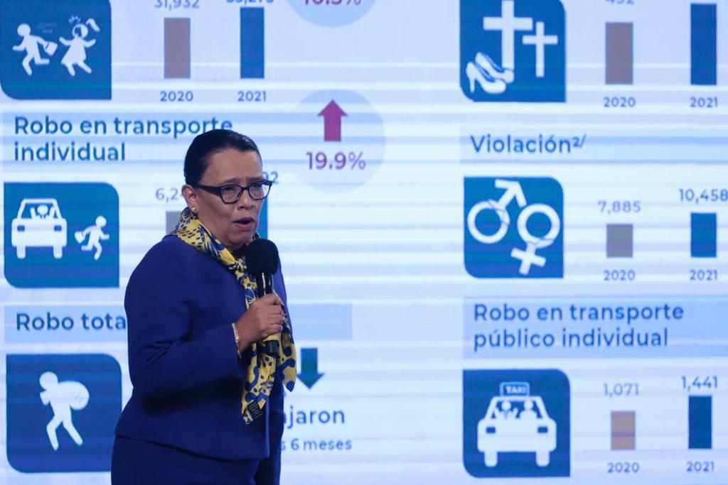 Secretaría de Seguridad divide a México para atender a los 50 municipios más violentos