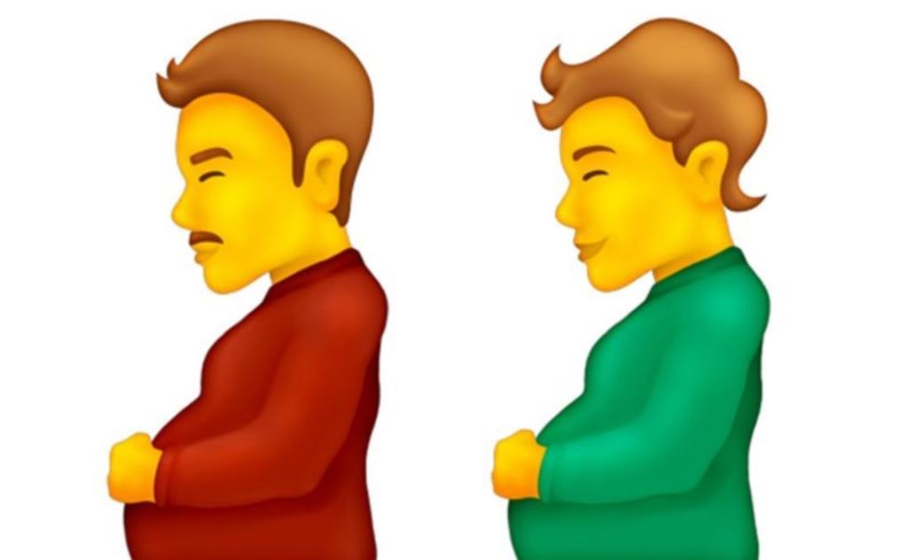 Llegan más emojis inclusivos a WhatsApp; añaden a un hombre embarazado y personas no binarias