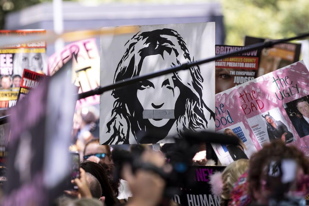 Britney Spears inspira iniciativa para proteger a personas bajo tutelas legales