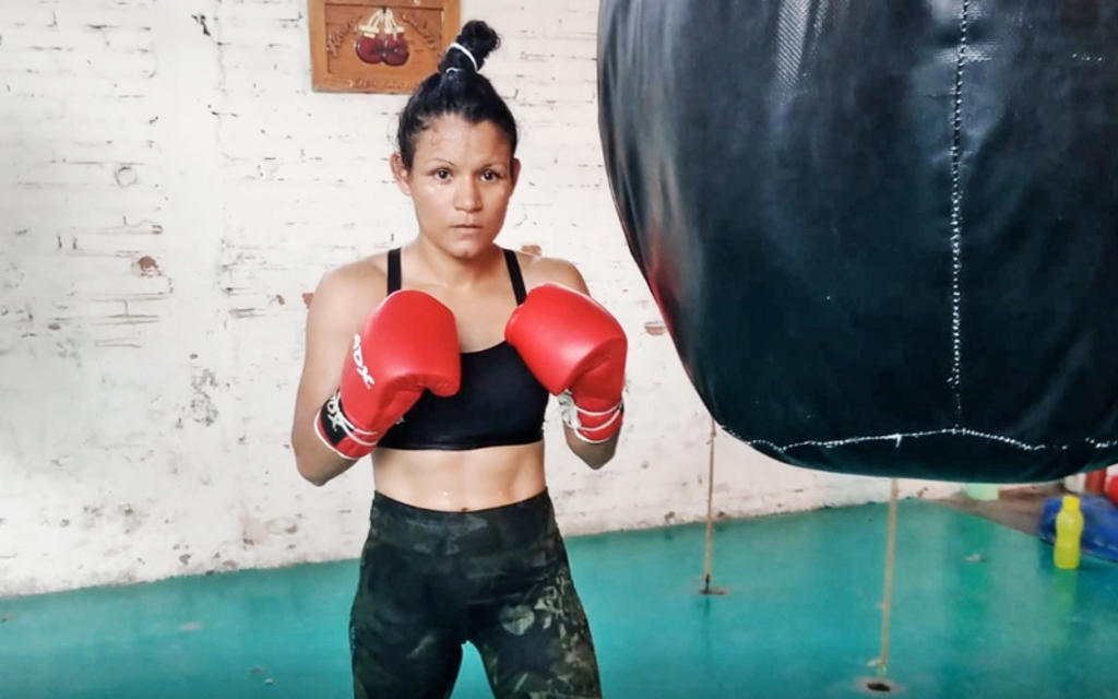Púgil mexicana, Katia Gutiérrez, busca coronarse campeona WBC en Alemania