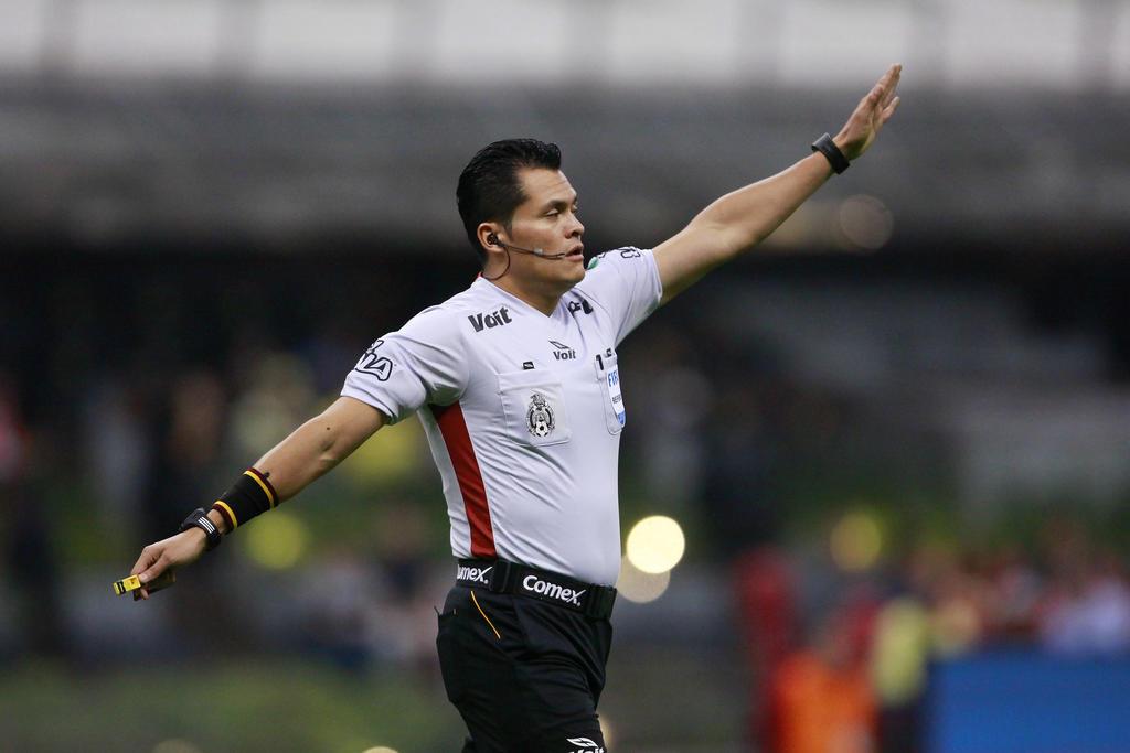 Jorge Antonio Pérez pitará el debut de Santos en el Apertura 2021 visitando al Necaxa
