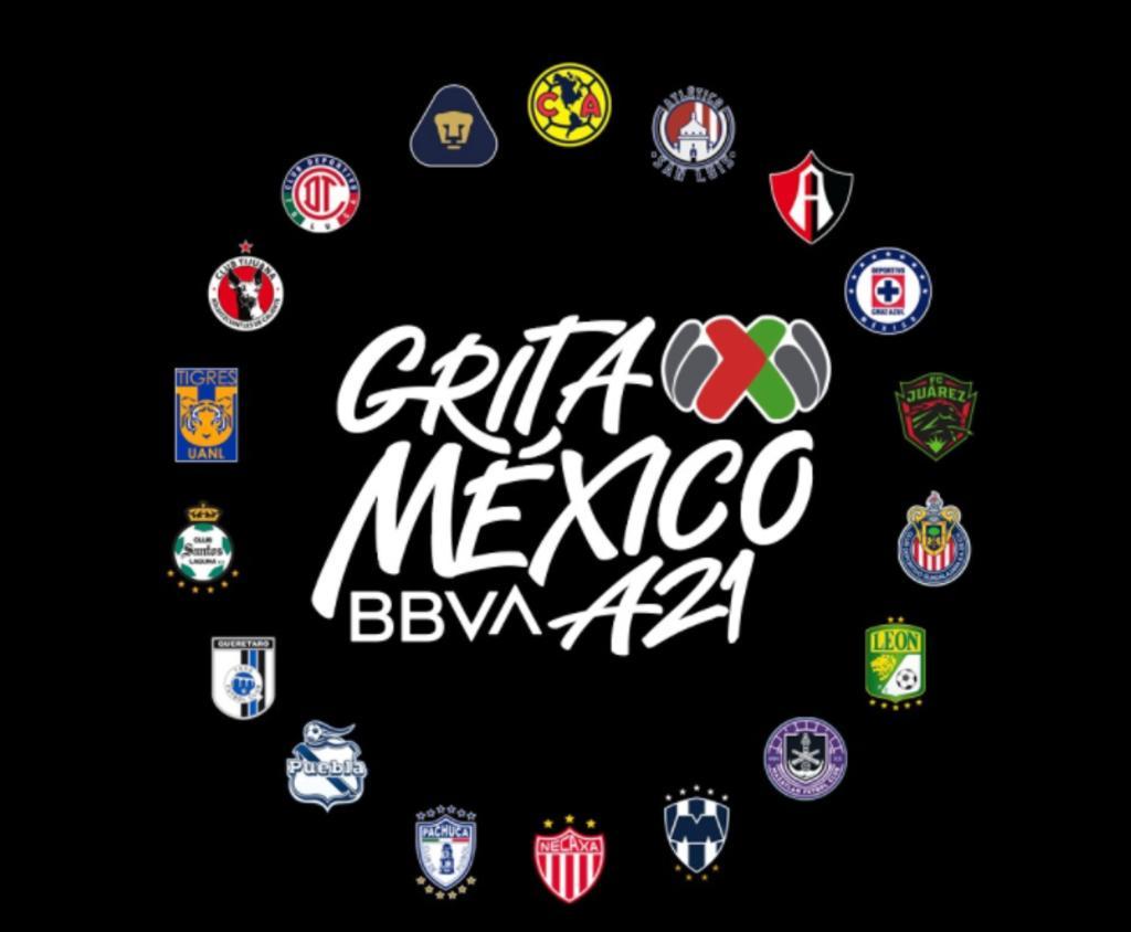 'Grita México', el nuevo nombre para el torneo Apertura 2021 que busca erradicar la discriminación