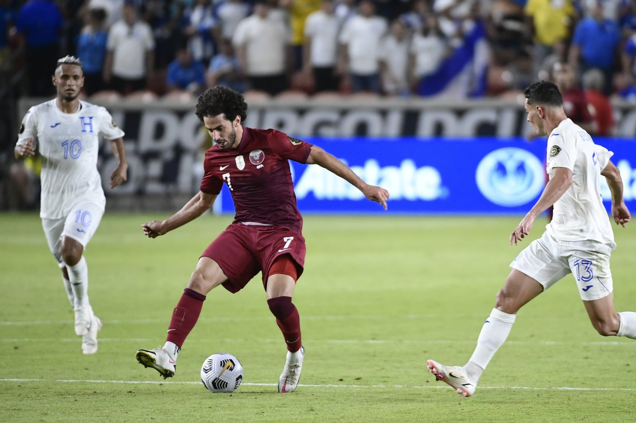 Honduras no puede con Qatar en la Copa Oro