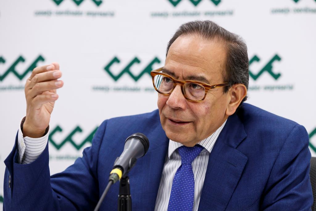 El Consejo Coordinador Empresarial le pide al Gobierno mexicano impulsar la inversión y la infraestructura