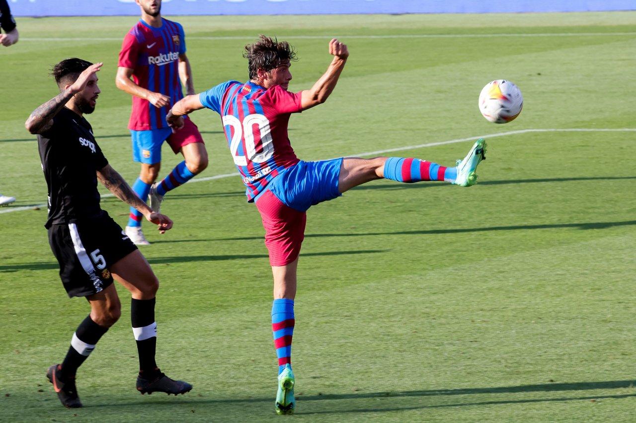 Barcelona golea al Nàstic en primer amistoso de pretemporada