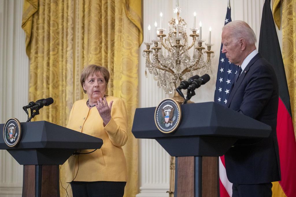 Estados Unidos y Alemania alcanzan acuerdo sobre gasoducto ruso