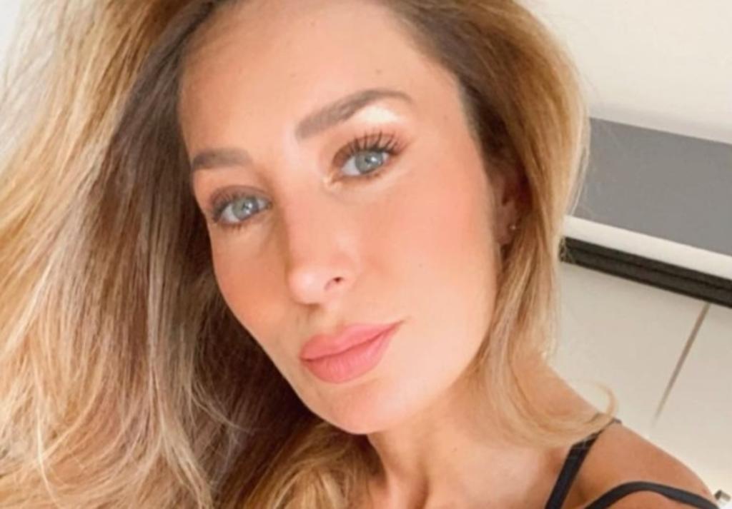 Geraldine Bazán presume piel bronceada desde Baja California Sur