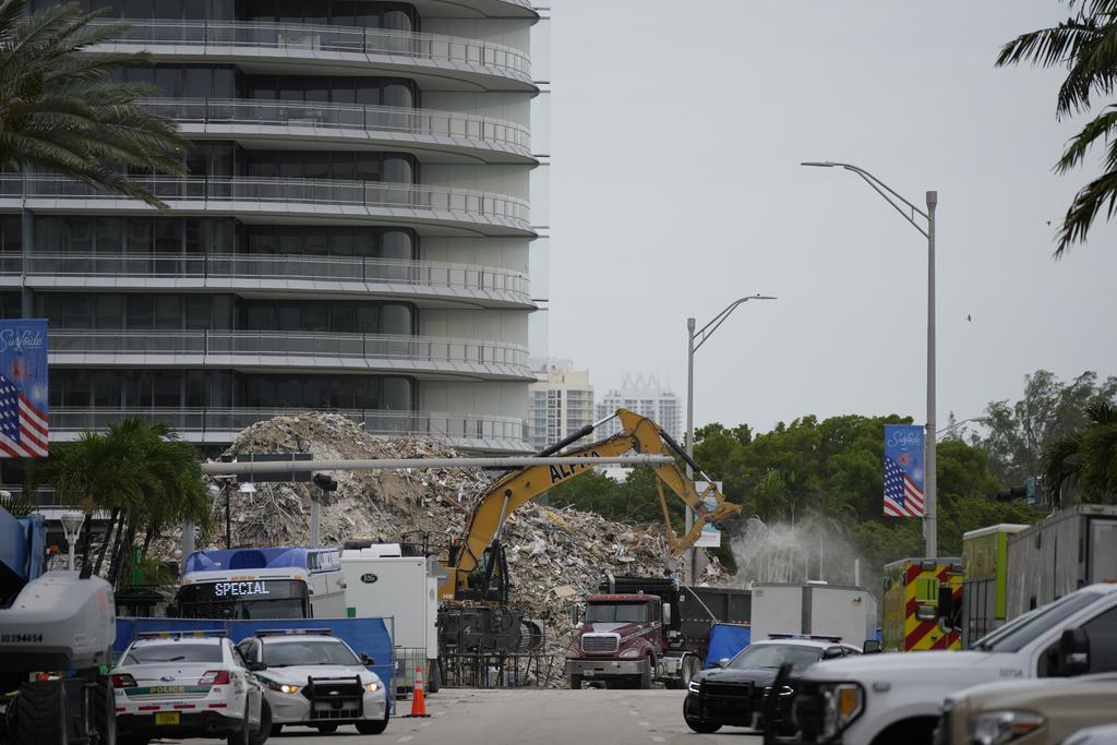Víctimas y familiares de fallecidos del derrumbe en Miami-Dade recibirán al menos 150 millones de dólares
