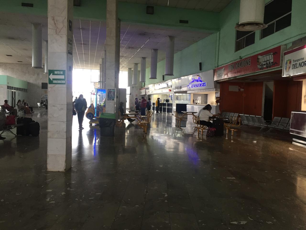 Baja la demanda de viajeros a Mazatlán