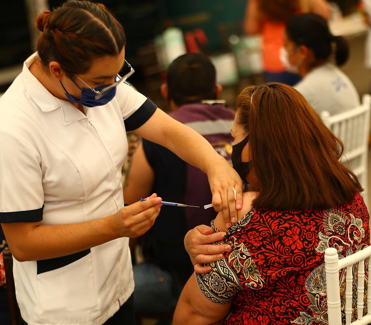 Avanza inmunización de los ciudadanos de 18 a 29 años en municipios de Durango