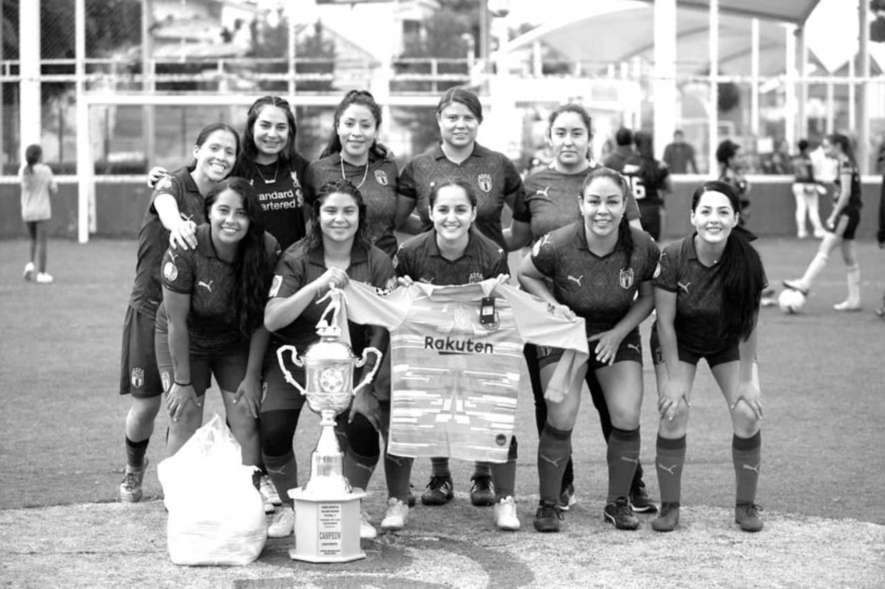 Joga Bonito se corona en la Liga 'Monito' Ramírez