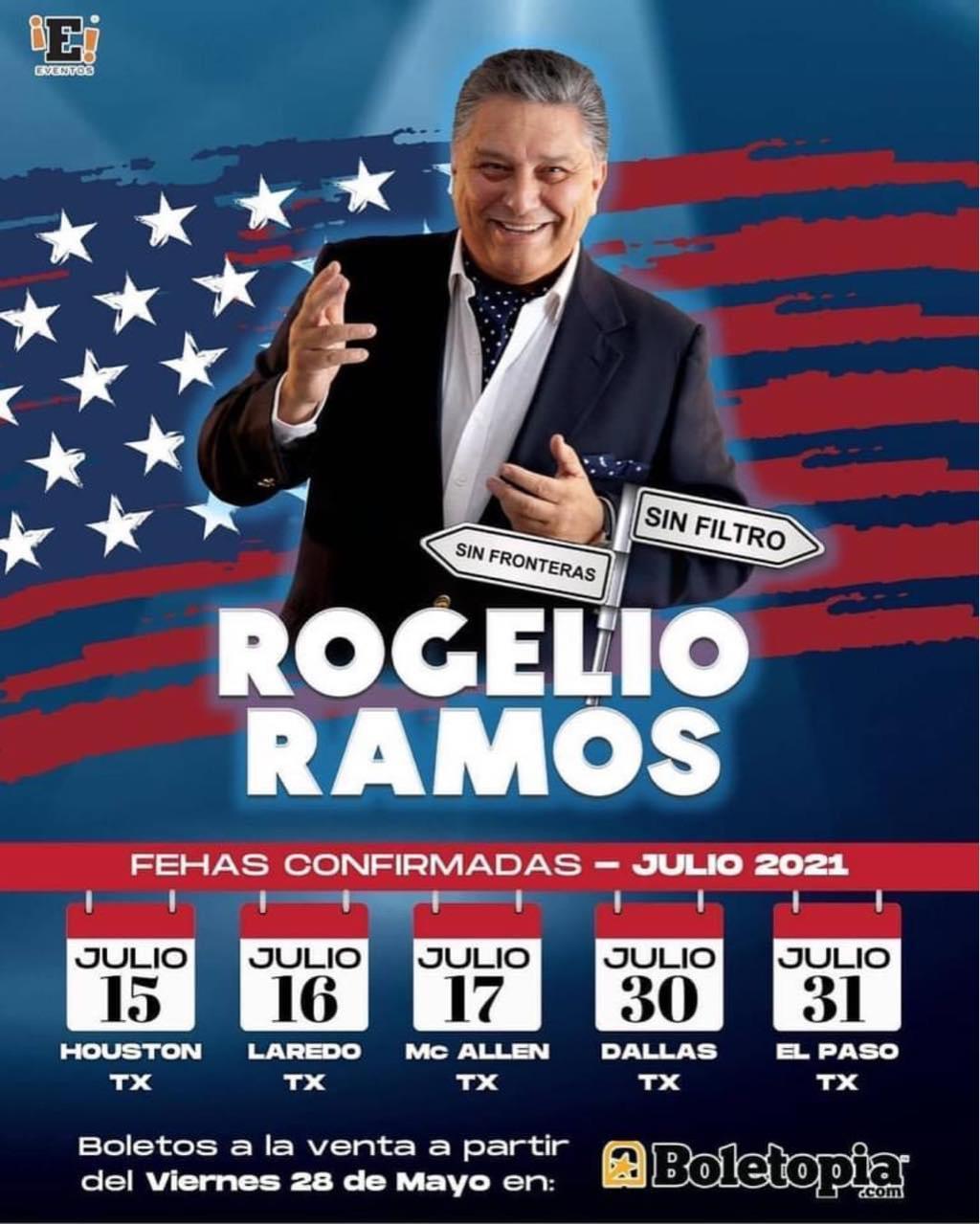 A Rogelio Ramos le va muy bien en EUA