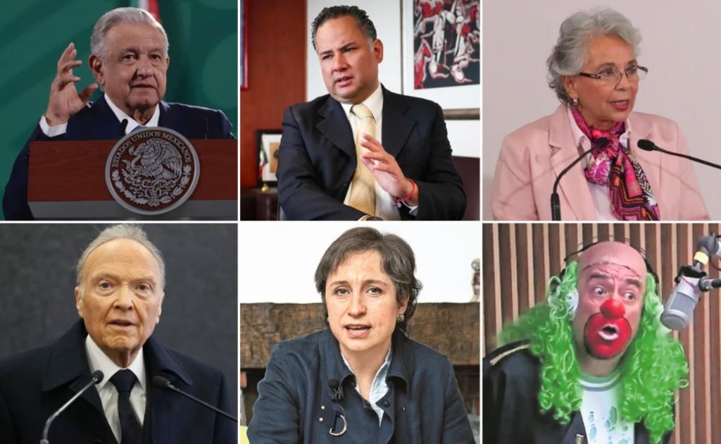 Desde AMLO hasta 'Brozo', los espiados por el gobierno de Peña Nieto