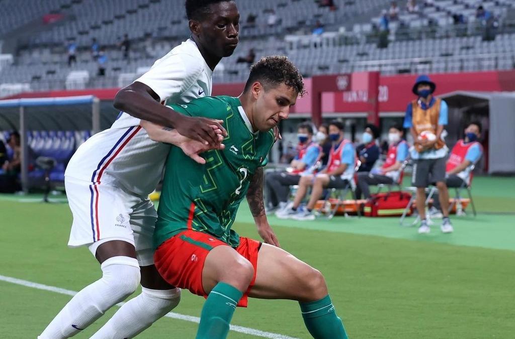 Elogian al torreonense Jorge Sánchez tras partido de México Vs. Francia