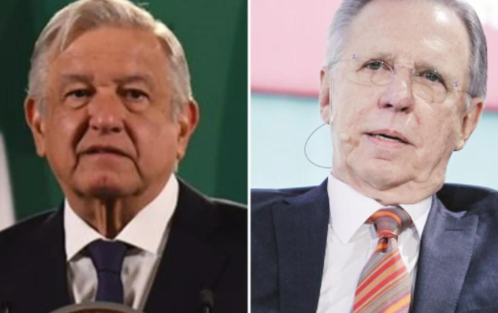 'Qué bien que él actúa de esa forma'; AMLO reconoce disculpas de Joaquín López-Dóriga a Tatiana Clouthier