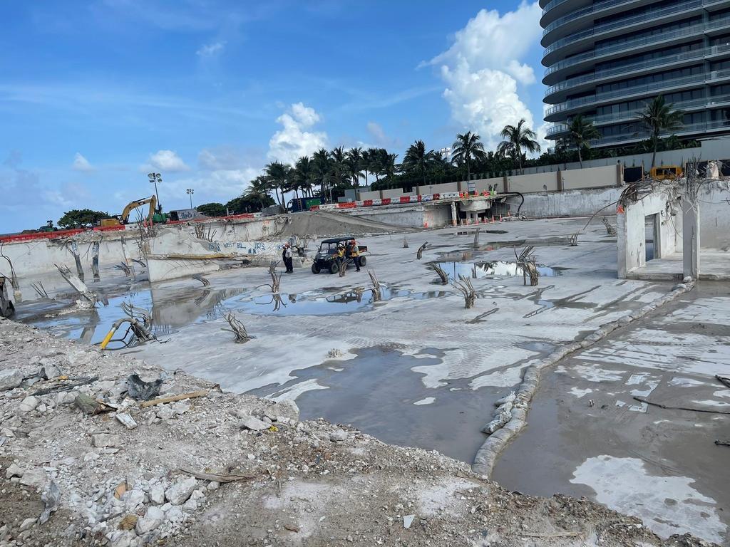 Autoridades identifican a 97 víctimas mortales del derrumbe en Miami-Dade