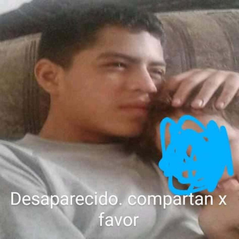 Buscan a jovencito desaparecido en Durango
