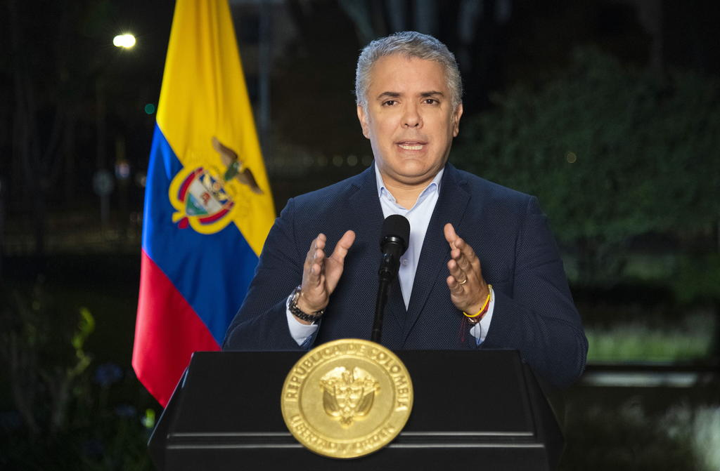 Venezuela rechaza las acusaciones sobre el atentado contra el presidente colombiano Iván Duque