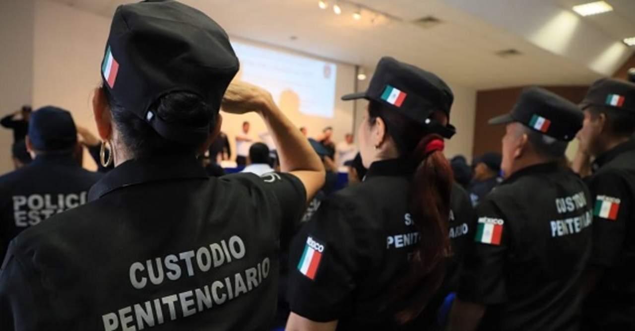 Convocan a ciudadanos a formar parte de la Policía Penitenciaria en Durango