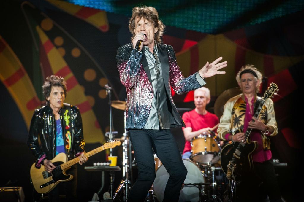 Los Rolling Stones relanzan su gira 'No Filter' por EUA