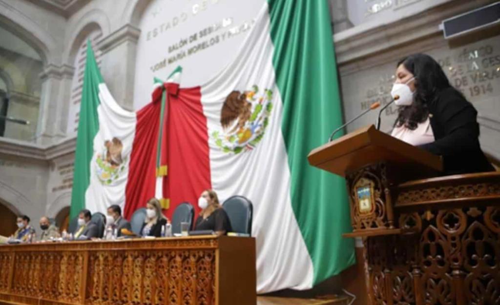 El Congreso del Estado de México aprueba la 'Ley Ingrid'